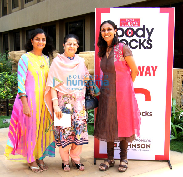 Celebs grace the launch of 'India Today Body Rocks'