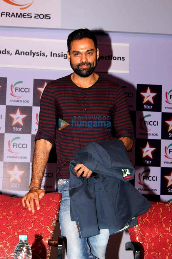 Arjun Kapoor, Ayushmann Khurrana, Abhay Deol, Bhumi Pednekar and others at FICCI FRAMES – Day 3