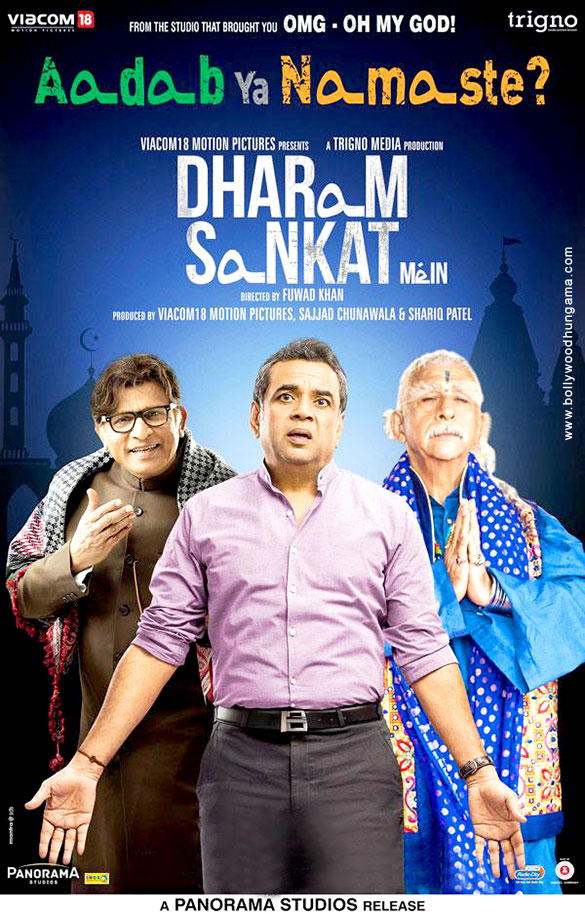 the Dharam Sankat Mein download movie free in hindi
