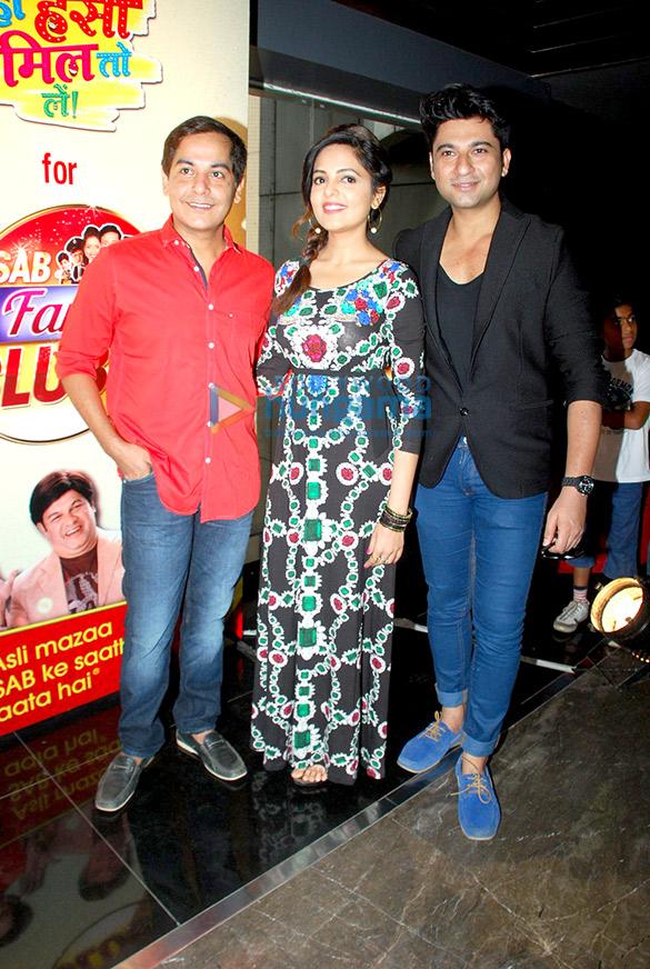 Gaurav Gera, Sugandha Mishra, Faisal Khan