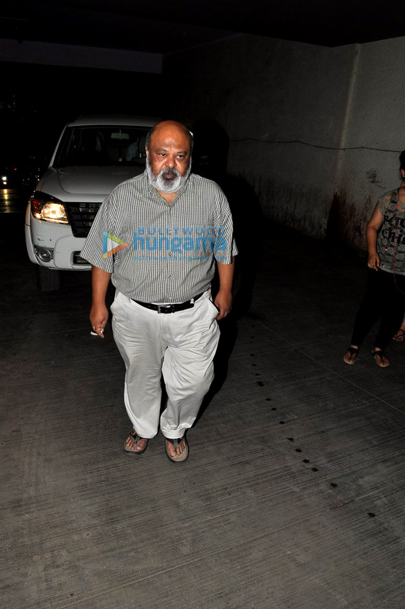 Amitabh Bachchan, Huma Qureshi, Aditi Rao Hydari and others watch 'OK Kanmani'