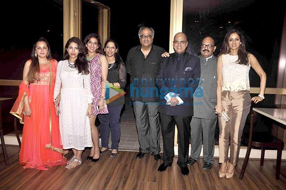 Jaya Prada, Boney Kapoor, Amar Singh, Sridevi