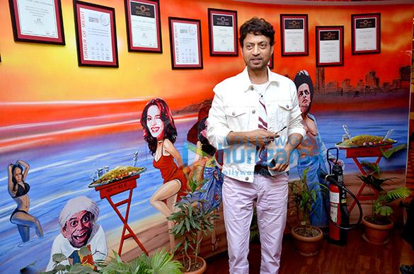 Irrfan Khan promotes 'Piku' at 93.5 Red FM