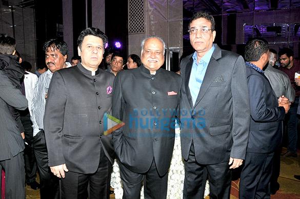 Ketan Desai, T P Aggarwal, Vinod Chhabra