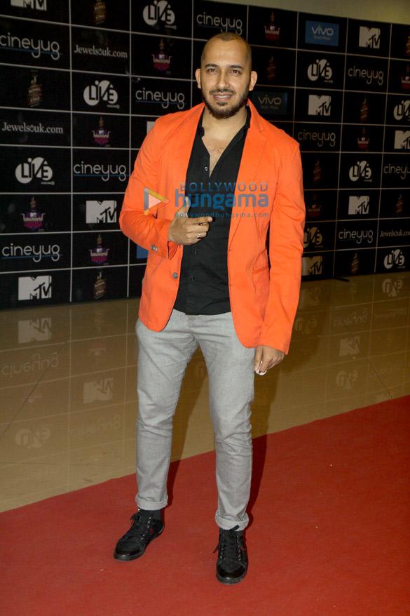 Celebs grace 'MTV Bollyland' bash