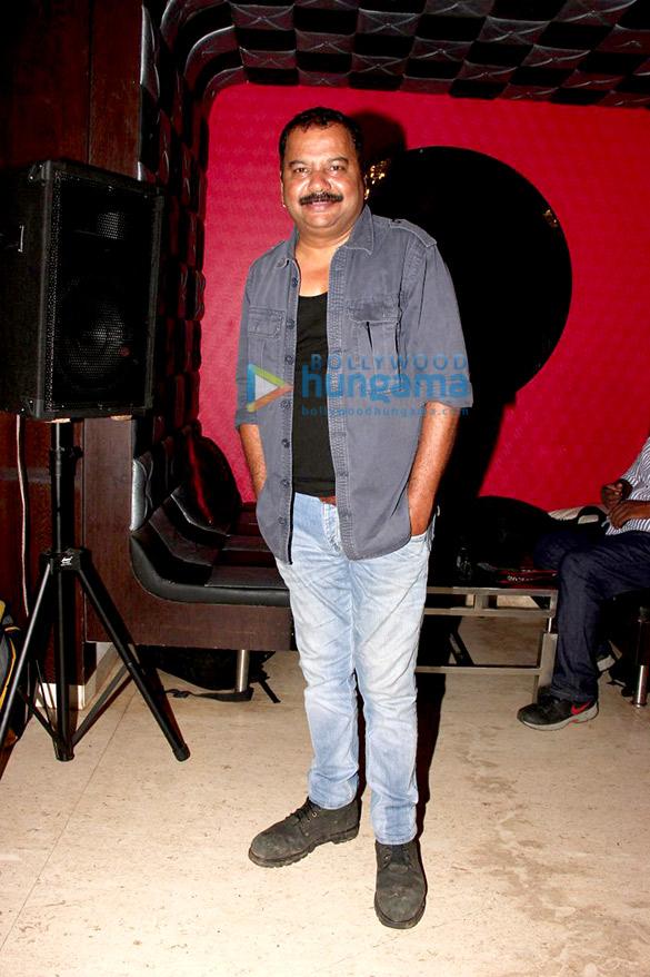 Anil Kapoor unveils Marathi movie 'Manatlya Unhaat' music album