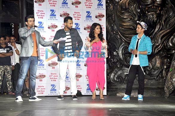 Jay Bhanushali, Punit Pathak, Gaiti Siddiqui, Mudassar Khan