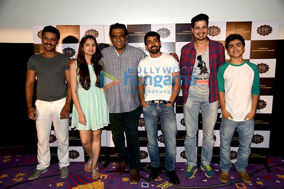 Bhanu Uday, Anurag Basu, Ameet gaur, Sumeet Vyas