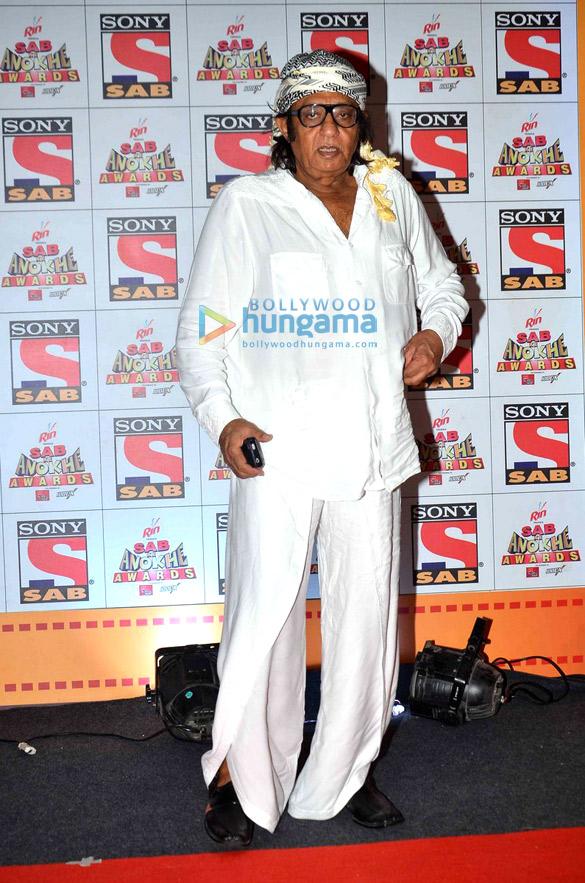 Sushmita Sen, Sonu Sood and others at SAB Ke Anokhe Awards 2015