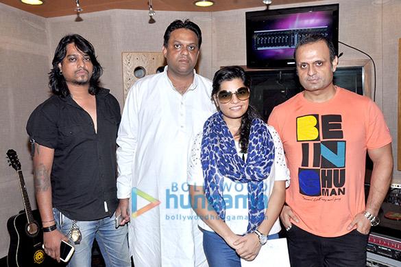 Aziz Zee, Avadh Sharma, Mamta Sharma, DJ Sheizwood