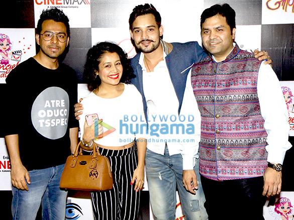 Tony, Neha Kakkar, Srman Jain, Milind Vishnu