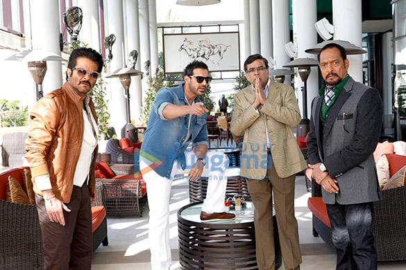 Anil Kapoor, John Abraham, Paresh Rawal, Nana Patekar