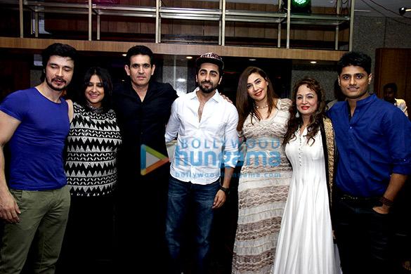 Darshan Kumaar, Vanita, Omang Kumar, Ayushmann Khurrana, Smita Thackeray, Sandeep Singh