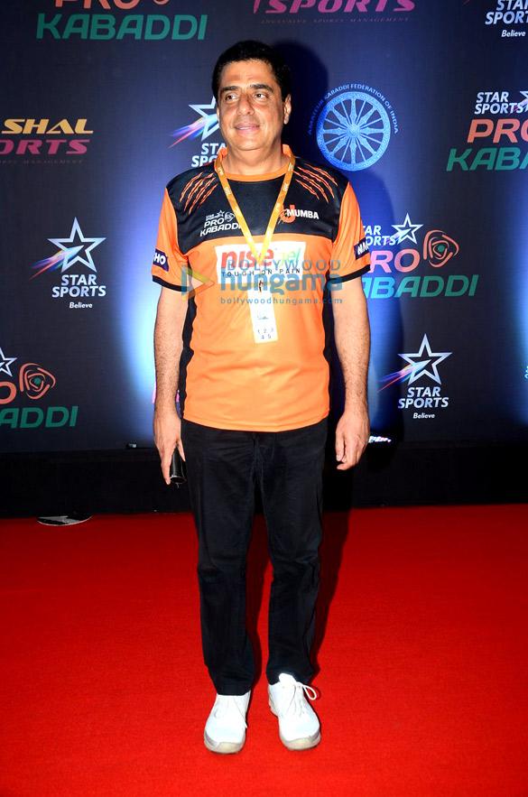 Saif Ali Khan, Katrina Kaif & Alia Bhatt grace Pro Kabaddi finale match