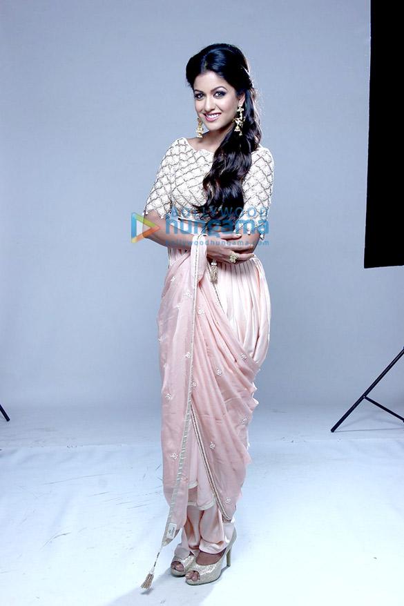 Ishita Dutta's photoshoot
