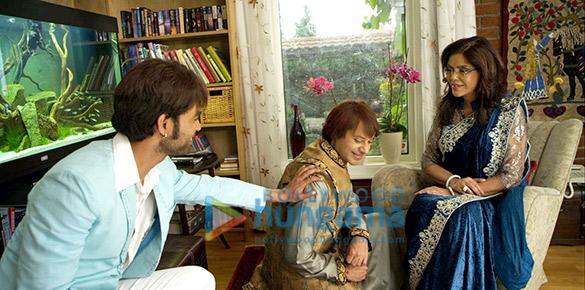Yuvraaj Parashar, Kapil Sharma, Zeenat Aman