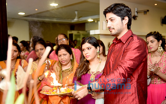 Designer Manali Jagtap welcomes 'Green Bappa'