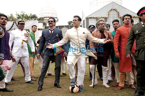 Deepraj Rana, Salman Khan