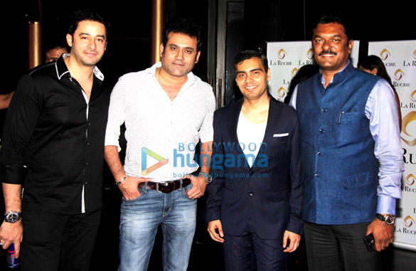 Zulfi Syed, Joe Rajan, Avinash Singh, Pratap Sarnaik