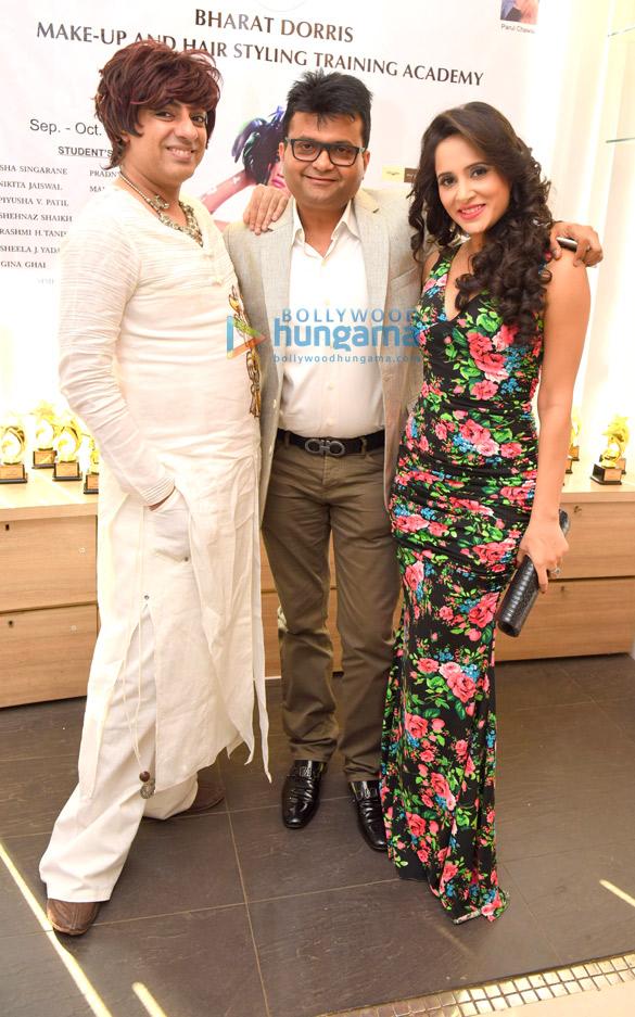Bharat & Dorris Fashion Show & Convocation Ceremony 2015