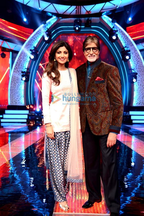 Amitabh Bachchan, Alia Bhatt & Shilpa Shetty grace the first look launch of 'Aaj Ki Raat Hai Zindagi'
