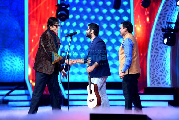 Amitabh Bachchan, Arijit Singh