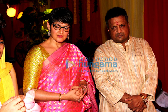 Anu Lekhi, Sanjay Gupta