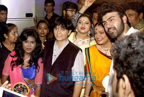 Sanchiti Sakat, Falguni Pathak, Misti Mukherjee, Ekta Jain, Aarya Babbar