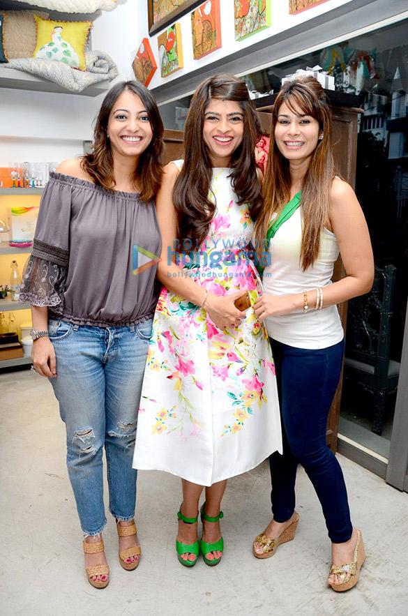 Celebs grace Twinkle Khanna's The White Window Pop-up event