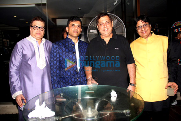 Ramesh S Taurani, Anand Pandit, David Dhawan, Vashu Bhagnani