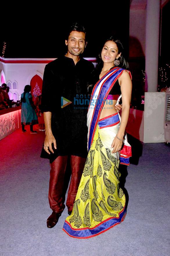 Celebs grace Sachiin Joshi's Diwali bash