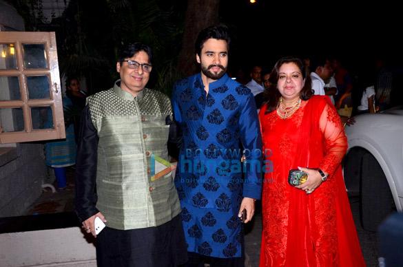 Vashu Bhagnani, Jackky Bhagnani, Pooja Bhagnani
