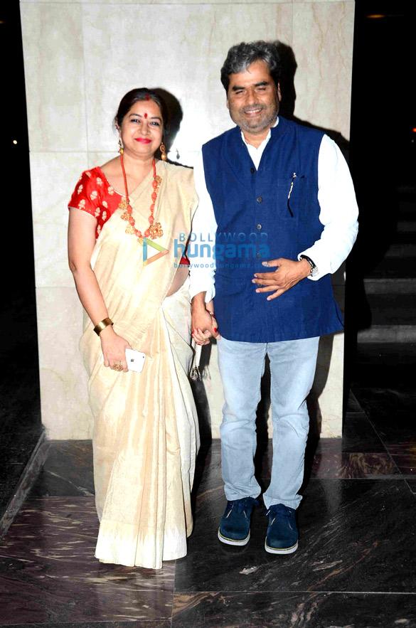 Rekha Bhardwaj, Vishal Bhardwaj