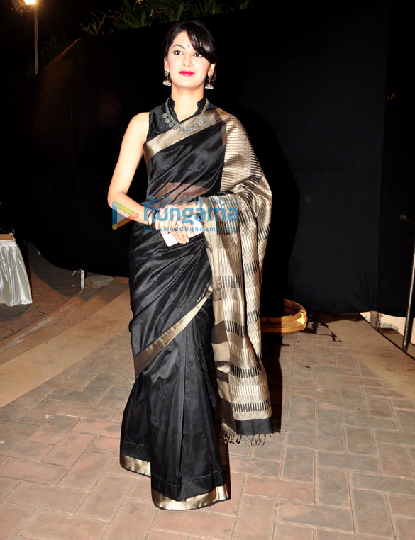 Celebs grace 7th edition of Aadhi Aabadi Women Achiever's Awards 2015