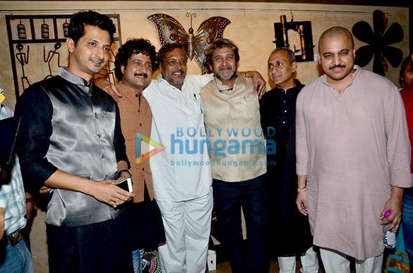 Nana Patekar, Mahesh Manjrekar, Malhar Patekar