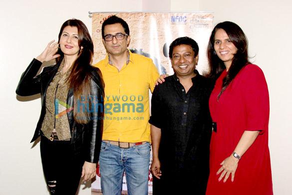 Sangeeta Bijlani, Sanjay Suri, Onir