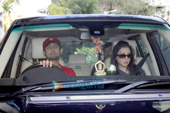 Farah Khan's birthday brunch at her place in Andheri