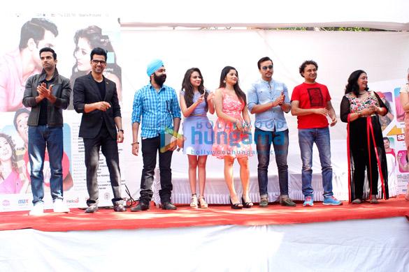 Manit Joura, Anuj Sachdeva, Taran Bajaj, Simpy Singh, Shamin Mannan, Jameel Khan