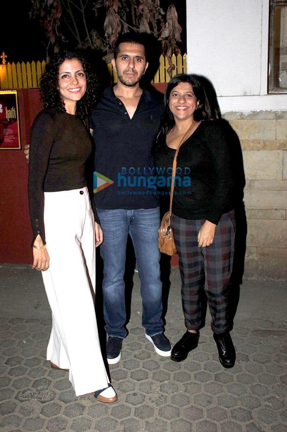 Dolly Sidhwani, Ritesh Sidhwani, Zoya Akhtar