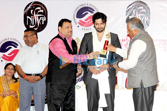Nitin Mishra, Ali Fazal, V.K. Singh