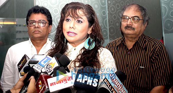 Ashfaque Khopekar, Tina Ghai, Chandrashekhar Pusalkar