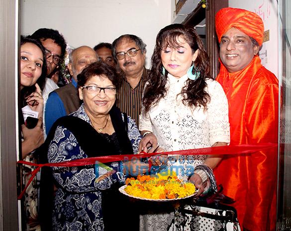 Afreen Khopekar, Ashfaque Khopekar, Chandrashekhar Pusalkar, Saroj Khan, Tina Ghai, Baba Ji