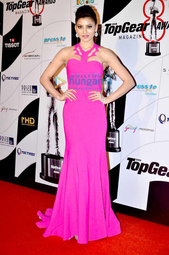 Sunny Leone, Urvashi Rautela and others grace the 8th Top Gear Awards