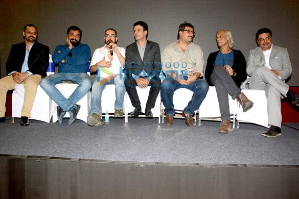 Abhayanand Singh, Anurag Kashyap, Devashish Makhija, Manoj Bajpayee, Tigmanshu Dhulia, Sudhir Mishra, Piyush Singh