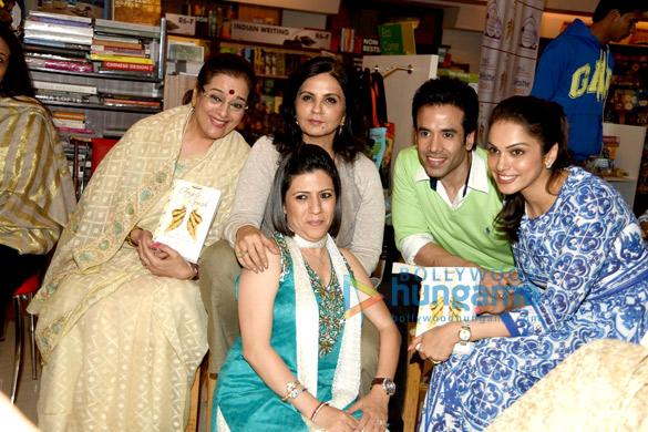 Poonam Sinha, Neeta Lulla, Roshani Shenazz, Tusshar Kapoor, Eesha Koppikhar