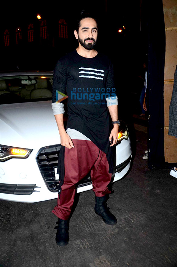 Promotion of 'Fitoor' & 'Aligarh' at 'The Kala Ghoda Arts Festival' finale