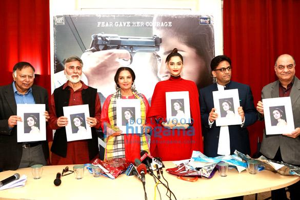 Akhil Bhanot, Aneesh Bhanot, Shabana Azmi, Sonam Kapoor, Ram Madhwani, Yogendra Tikku