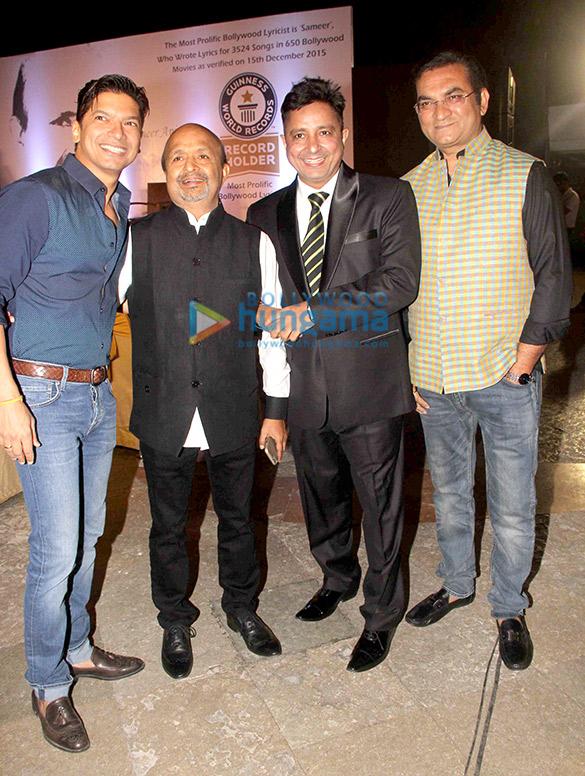 Shaan, Sameer, Sukhwinder Singh, Abhijeet