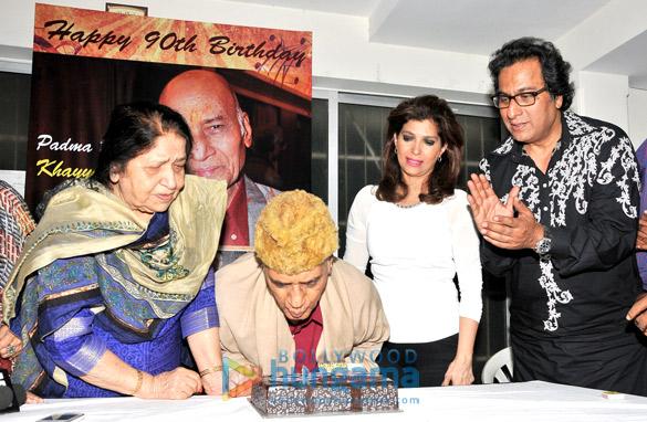Mrs. Jagjit Kaur, Khayyam Saab, Bina Aziz, Talat Aziz