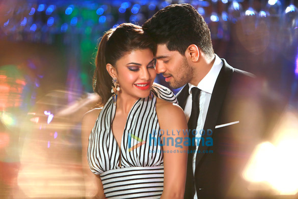 Celebrity Photo Of Jacqueline Fernandez, Sooraj Pancholi
